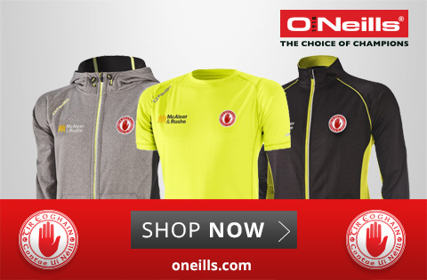 O'Neills - Official Tyrone GAA Merchandise
